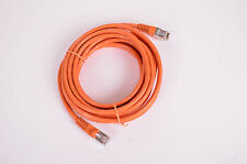 14' Cat 7 Network Cable, Orange