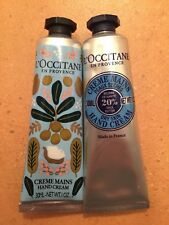 Authentic L'Occitane Shea Butter Hand Cream (Dry Skin)  30 ml~2 Designs