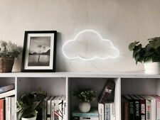 New Cloud Neon Sign For Bedroom Wall Art Home Decor Artwork Light With Dimmer