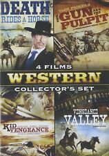 NEW DVD - Death Rides a Horse + 3more - 4 Classic Westerns - Slim Pickens,