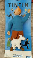 VINTAGE COLLECTABLE TYCO TIN TIN DOLL WITH DOG TOY
