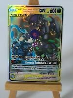 Shadow Trio Proxy Custom Pokemon Card in Holo Charizard Blastoise Venusaur