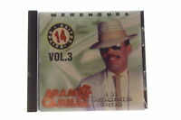 Vol. 3-14 Exitos Aramis Camilo CD Mund Records