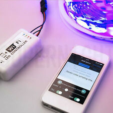 SUPERNIGHT® Wireless WiFi RGB LED Strip Remote Controller for Android/IOS Phones