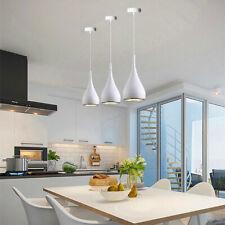 Kitchen Pendant Lighting White Pendant Light Bar Lamp Home Modern Ceiling Lights