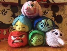Disney Pixar INSIDE OUT Mini Tsum Tsums FULL SET