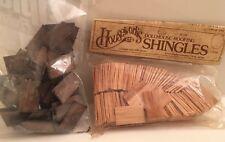 Vintage Dollhouse, Roofing Shingles, Houseworks Ltd.