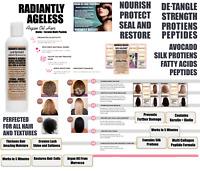 GROW LONG HAIR FIX DAMAGE KERATIN PURE PROTEIN TREATMENT RESTORE REPAIR SHINE
