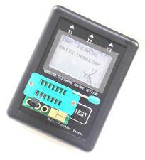 M8 Lcd Transistor Tester Lcr Capacitance Esr Meter Diode Triode Npn Pnp Mosfet