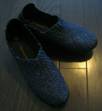 Bernie Mev Gem EU 38 woven slip on wedge US 7.5 M