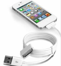 USB Sync Data Line Charging Charger Cable Cord for Apple iPhone 4 IPOD Tool