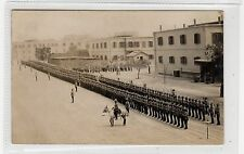 ROYAL SALUTE, PRINCESS MARY'S INSPECTION, CAIRO 1928: Egypt postcard (C27171)
