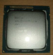 Intel I7 3770 CPU No Reserve