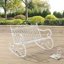 Gartenbänke aus Metall | eBay