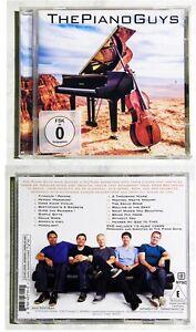 The PIANOGUYS . CD + DVD TOP 16 Titel & 15 Musik-Videos