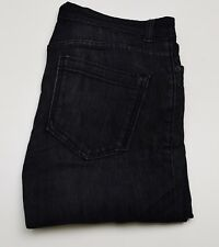 J305 Denim Co. Homme Noir Jeans W32 L32