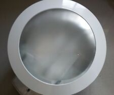 JOHN LEWIS WHITE CEILING SPOTLIGHT WITH TWO LAMPS 23 cm