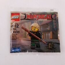 Lego The Ninjago Movie 30608 Lloyd Kendo Minifigure 7-Pcs Polybag New Sealed