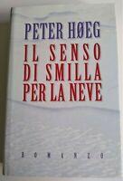 IL SENSO DI SMILLA PER LA NEVE PETER HOEG CDE 1995