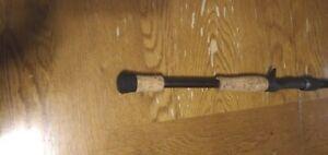 Kistler Feel N Reel FNR76APP Casting Rod