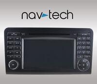 Für Mercedes Navi ML W164 GL X164 GPS Navigationssystem Radio Navigatore