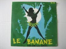 """VERONICA """"Le banane-Lui me lo dava"""" -SEXY COVER & TRASH-7""""CARTOON COVER"""