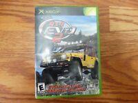 4X4 EVO 2 Xbox Complete CIB w/ Box, Manual Good