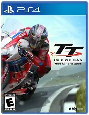 TT Isle of Man Ride on the Edge PS4 Game (#)