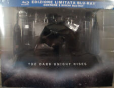 Batman - The Dark Knight Rises, Bat Cowl Limited Edition,2 Blu Ray Box,NEU & OVP