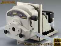 YZ2515X 12v/24v Peristaltic Pump with Stepper Motor Liquid Sampling Analytical