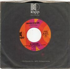 El Chicano-Brown Eyed Girl (VG+