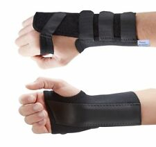 Unisex Metal Splints Sleeves