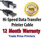 USB Printer Cable Lead EPSON Stylus Photo R2000 R3000 P50 T50 T60