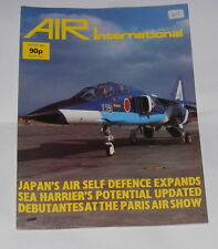 AIR INTERNATIONAL AUGUST 1985 VOLUME 29 NO.2  - JAPAN'S AIR SELF DEFENCE EXPANDS