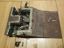 W. Britian WW1 British Trench Section No.1 Infantry Trench with Sniper Pit