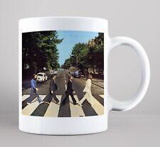 More details for the beatles mug, abbey road album cover mug, tea coffee mug
