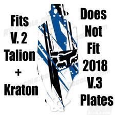 Arrma Talion & Kraton Chassis Protector Glacier Fox AR320197