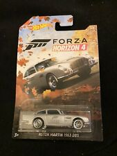 2019 Hot Wheels Walmart Exclusive Forza Horizon 4 Aston Martin 1963 Db5 New
