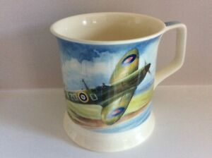 Large China SPITFIRE Mug by Past Times Collection by Queens