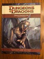 NEW: Draconomicon: Chromatic Dragons: Dungeons & Dragons 4th Ed