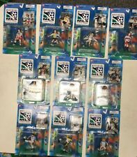 Complete Set Of 10 Bandai MLS Soccer Action Figures + 2 Extras