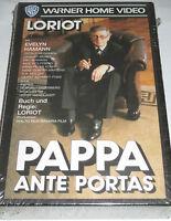 Warner - Pappa Ante Portas - VHS/Komödie/Loriot/Evelyn Hamann