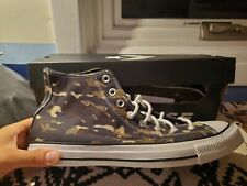 Converse Chuck Taylor All Star 2 High Top 3M Camo Charcoal Size 10