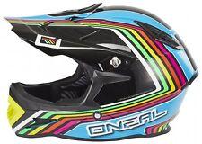 % o'Neal Warp Fidlock Bicycle Fullface Dh Oneal Helmet Avian Multi XL 61/62