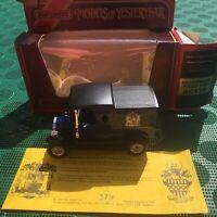 MATCHBOX YESTERYEAR CREAKS OF CAMBERLEY CITY OF BIRMINGHAM POLICE VAN Ltd Ed