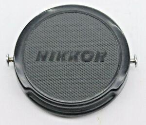 Nikon Nikkor 40.5mm Enlarging Lens Cap with Metal Snap-On Japan VINTAGE Y760