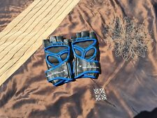 Blue Windy MMA Training Gloves New