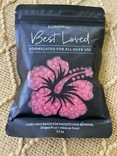 Hard Wax Beans for Painless Hair Removal All In One Body Formula