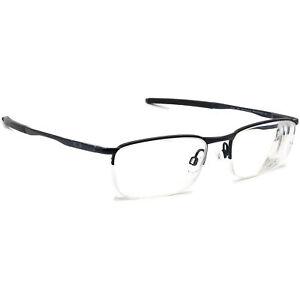 Oakley Eyeglasses OX3174-0453 Barrelhouse 0.5 Midnight Half Rim Frame 53[]18 139