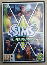 PC - Les Sims 3 Super-Pouvoirs complet